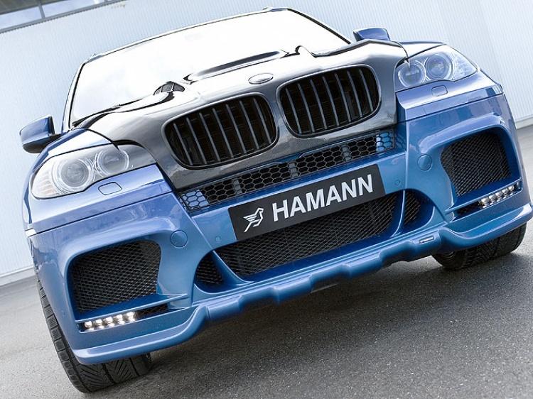 HAMANN для BMW X5M Е70