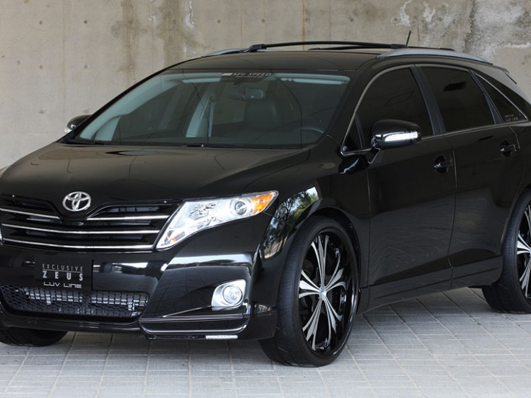 M'z SPEED EXCLUSIVE для Toyota Venza