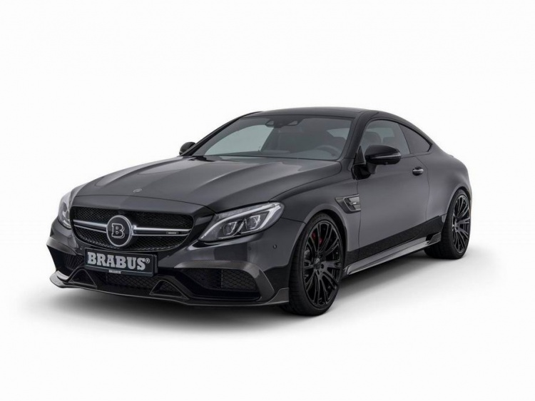 Brabus для Mercedes-AMG C63 S Coupe