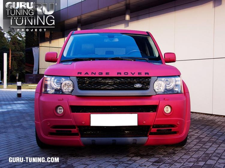 ARDEN AR6 для Range Rover Sport