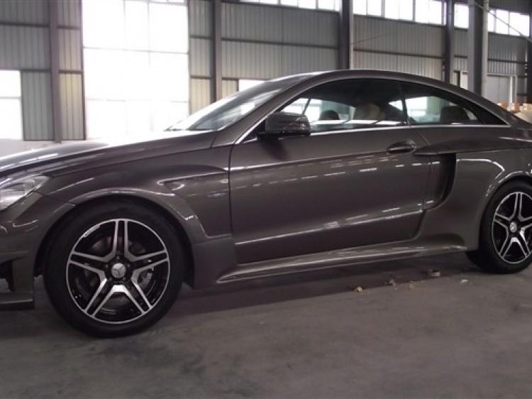 Обвес для Mercedes E-class Coupe C207