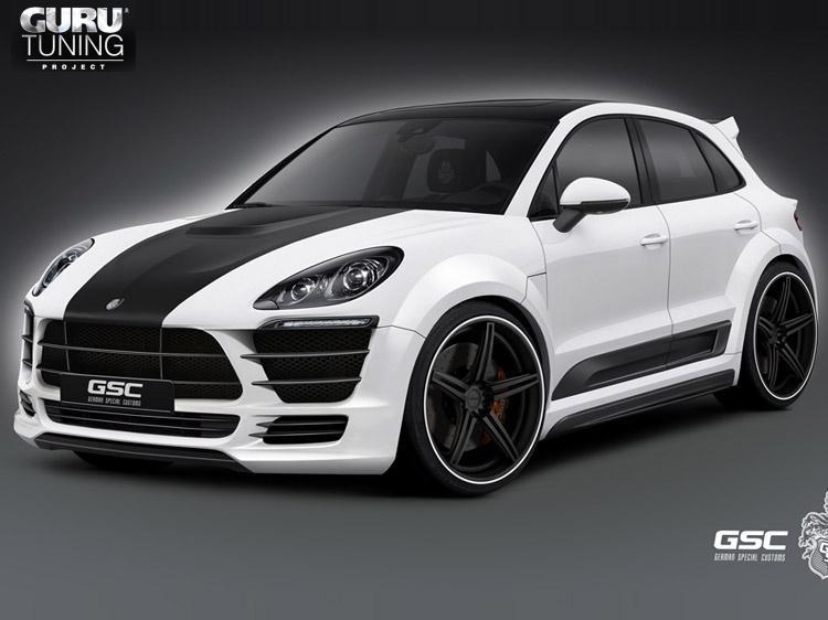 GSC для Porsche Macan