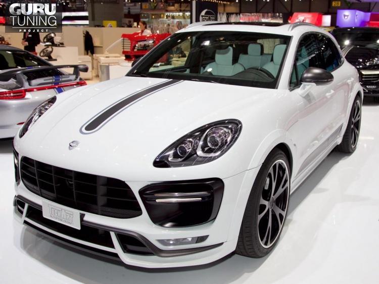 TechArt Porsche Macan Turbo