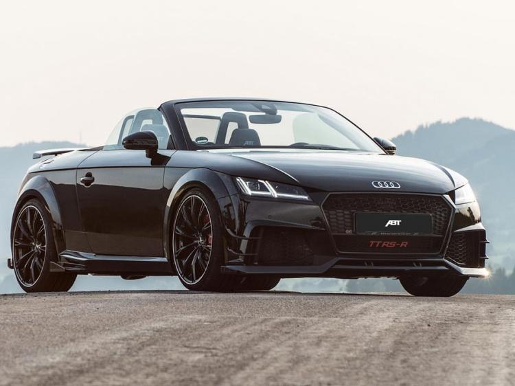 Модификация Audi TT RS Roadster от ABT получила 500 л.с.
