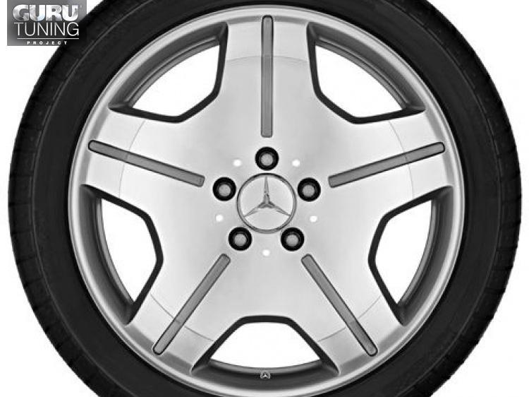 Диски для Mercedes S class W221 с 5 спицами