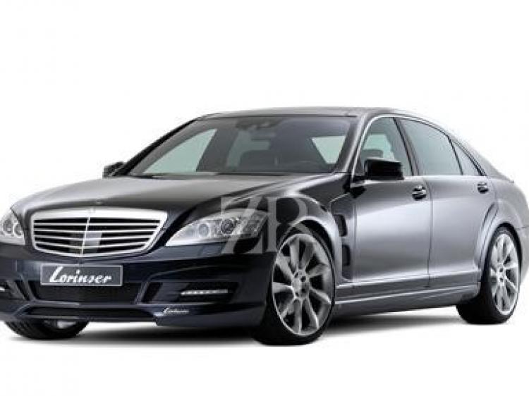 Увеличение мощьности Lorinser для Mercedes S-Class (W221) 2010