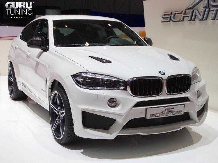 AC Schnitzer для BMW X6 F16/F86