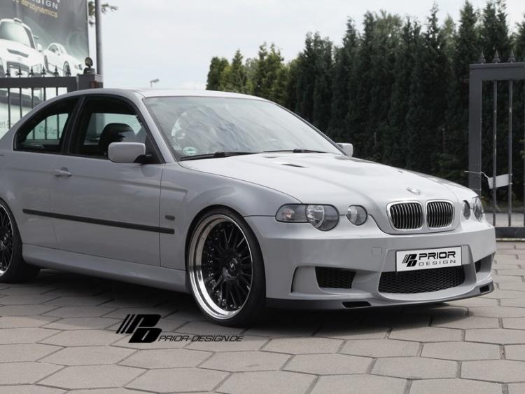 PRIOR DESIGN для BMW E46 FL Compact