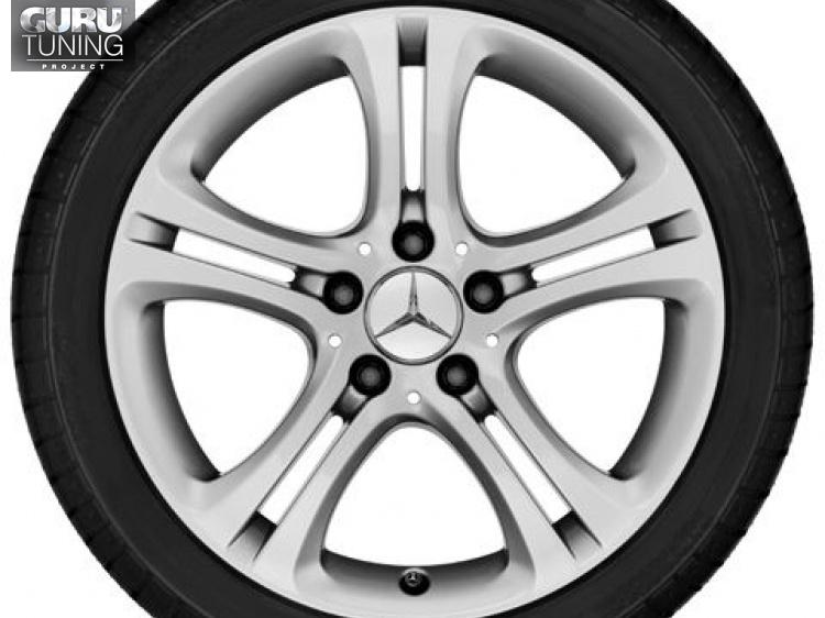 Диски для Mercedes CLA class C117 Coupe с 5 двойными спицами