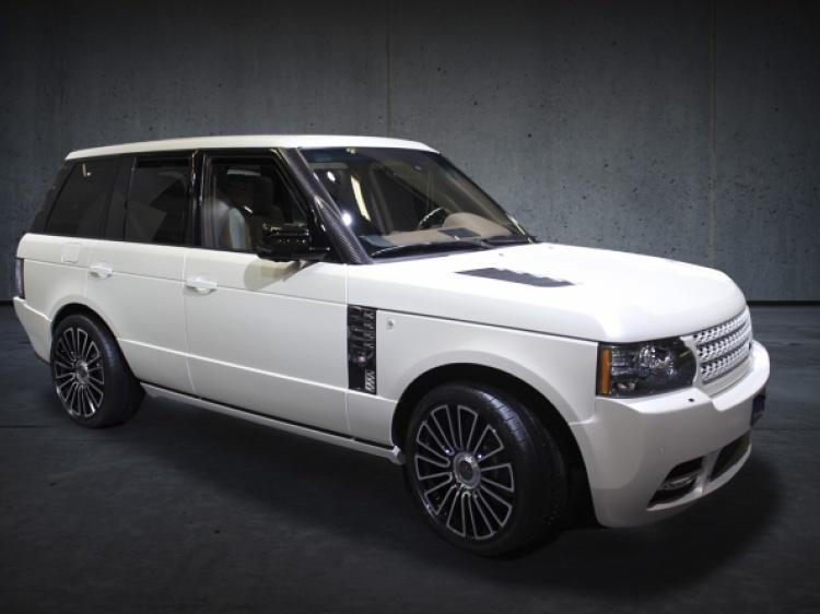 Mansory для Range Rover Vogue (MY2011)