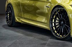 пороги hamann bmw m4 coupe f82