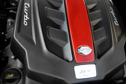 Передний бампер Prior Design для Mercedes S222
