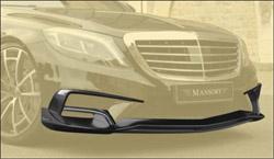 Передний бампер AMG Styling Mansory для Mercedes S222