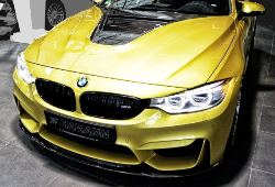 капот hamann bmw m4 coupe f82