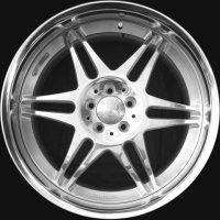 диски Brabus Monoblock VI Platinum